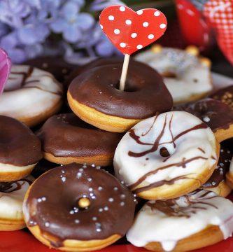 donuts freidora sin aceite
